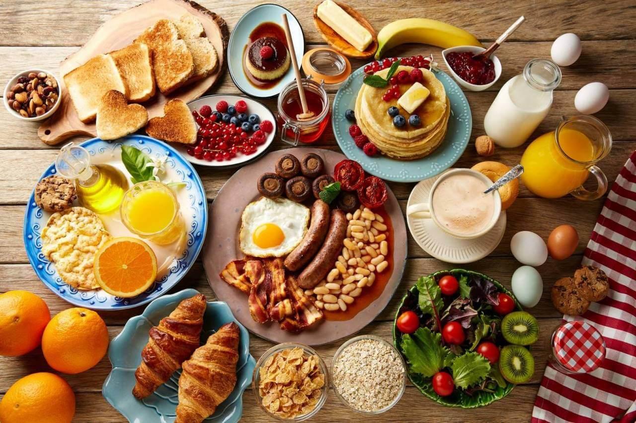 23 وجبة افطار متنوعة وسريعة